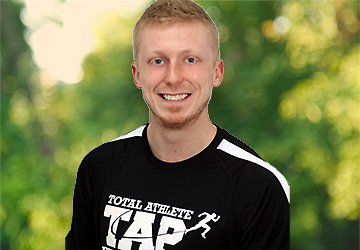 Jonathan Graff, Director of Advance Wellness and TAP Total Athlete Performance